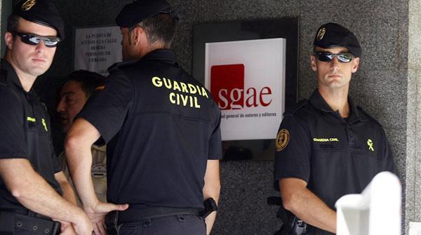sgae-guardia-civil
