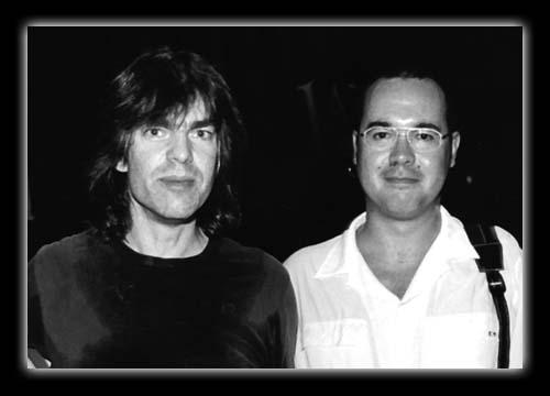 Mike Stern y Enrique Mateu
